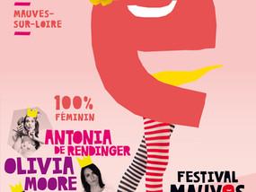 du 12 au 14 octobre : MAUVES DE RIRE #2 / 100% FEMININ