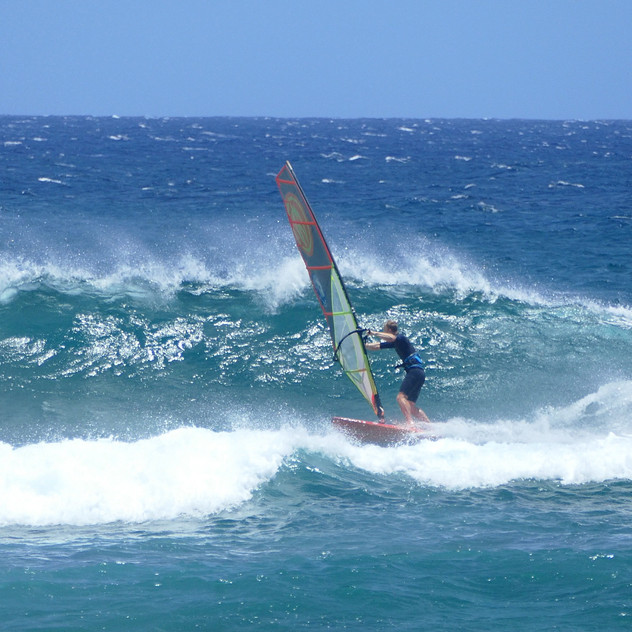 Mark wave