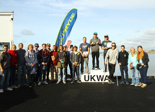 2015 UKWA Freestyle Champions with GetWindsurfing