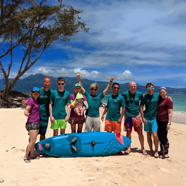GetWindsurfing team Maui
