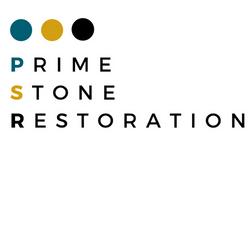 Prime Stone Logo 7 white