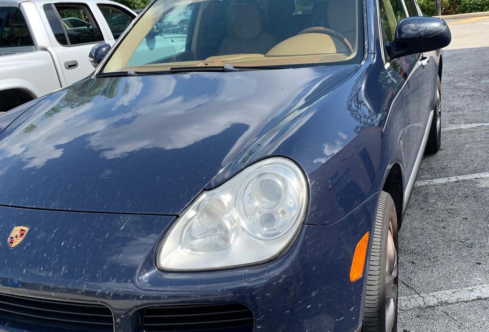 Porsche Cayenne - After