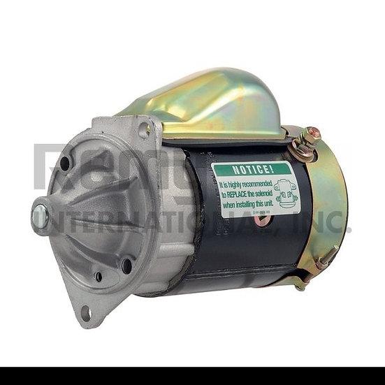 64-73 Starter Motor Manual V8
