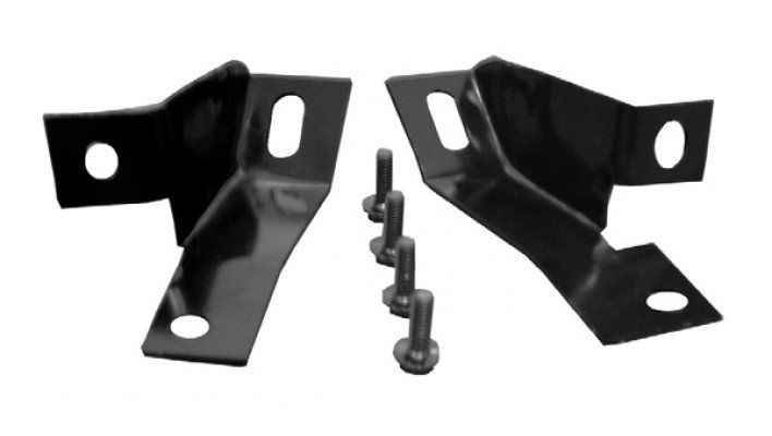 Rear Bumper Overider Bracket (Pair) 65-66