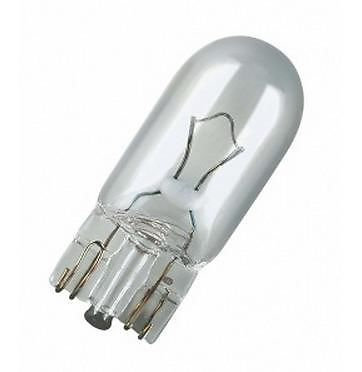 Capless Bulbs 12V 5W