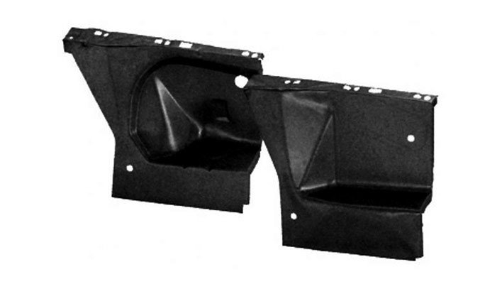 Inner Front Wing Front Section L/H 65-66