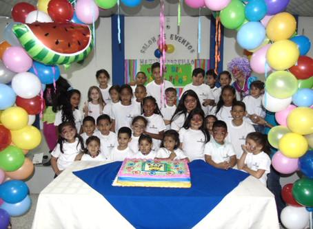 Fe y Esperanza Celebró con mucho cariño el día del niño.