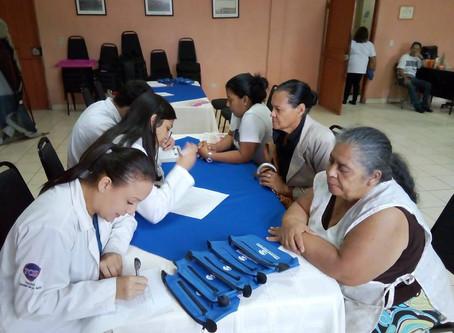 Fe y Esperanza realiza Jornada de Prevención de Cáncer de Mama