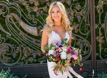 The DL on Hair Extensions for your Wedding