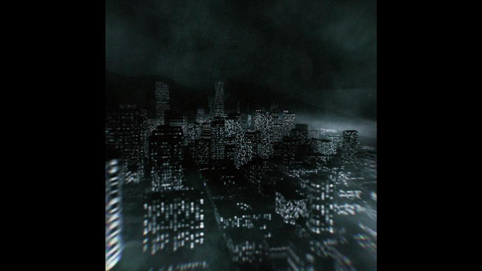 Night View of City.