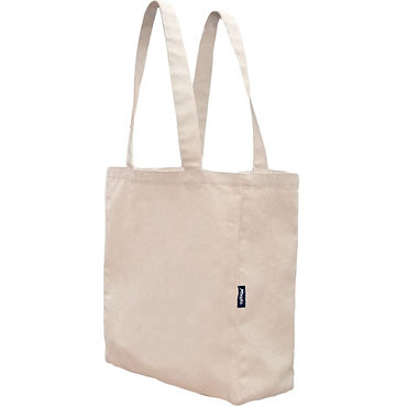 Bagito Premium Cotton Tote - 100% organic cotton heavy-weave premium tote bag