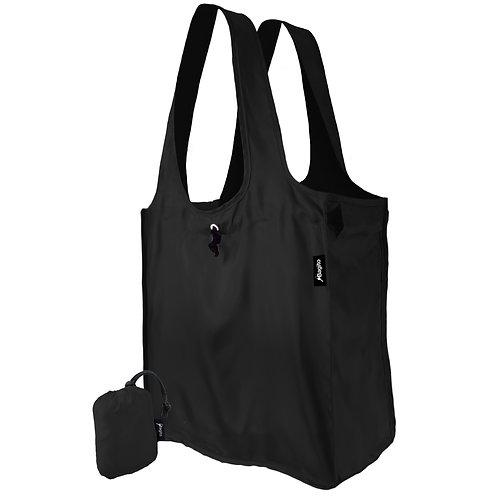 Bagito Grande Reusable Shopping Bag - Graniteblack