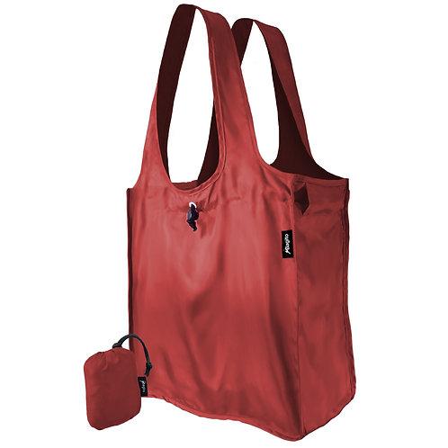 Bagito Grande Reusable Shopping Bag - Beet