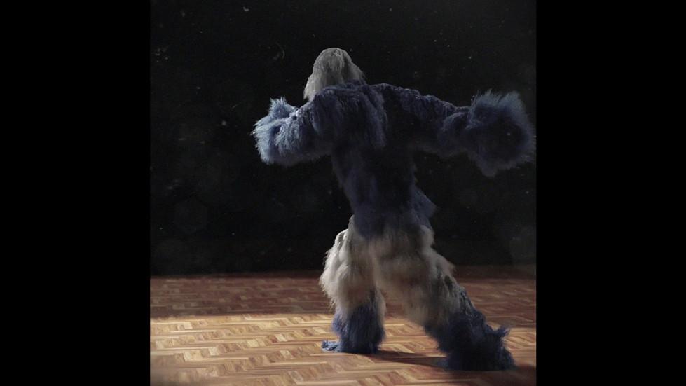 Dancing Furry Beast