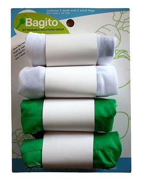 Produce/bulk bag 4-pack - Eco-friendly way to store produce/bulk items.