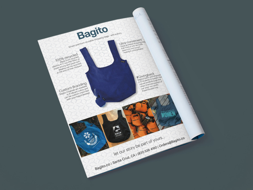 Bagito Promotional Full-Page