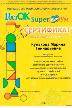 Кулькова М.Г.