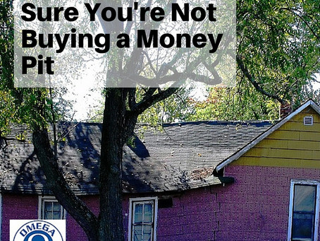 Mortgage FAQ: How to Make Sure You're Not Buying a Money Pit
