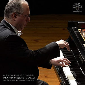 Marco Enrico Bossi - Piano Music - Vol.2