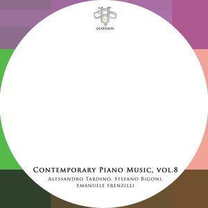 Contemporary Piano Music, Vol. 8.jpg