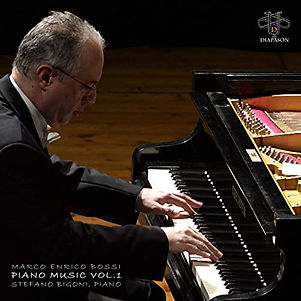 Marco Enrico Bossi - Piano Music - Vol.1