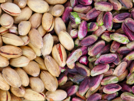 Bronte's pistachio, Mother Nature's crown jewel