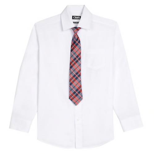 Long-Sleeve Shirt White