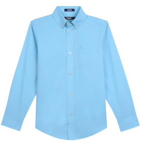 Long-Sleeve Shirt Blue