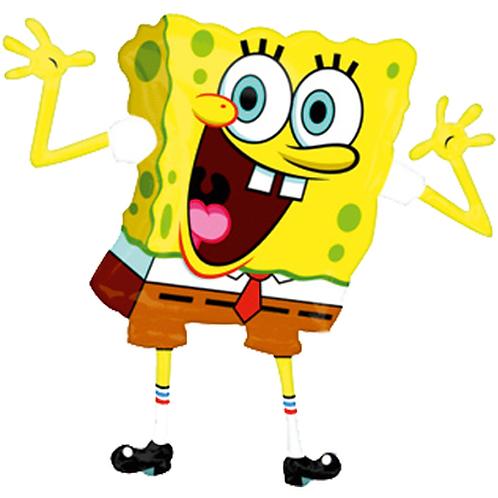 Spongebob Schwammkopf | Anagram XL | Mit oder ohne Helium