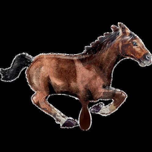 Pferd im Galopp   Anagram XL   Mit oder ohne Helium