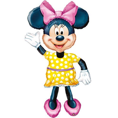 Minnie Maus | Anagram Airwalker | Mit oder ohne Helium