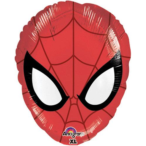 Spiderman Kopf | Anagram Rund | Mit oder ohne Helium
