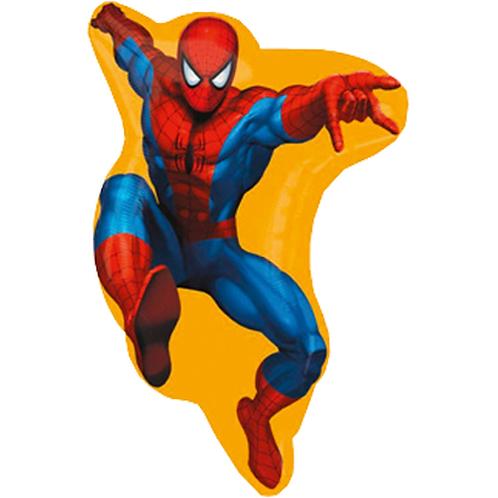 Spiderman | Anagram Street Treats | Mit oder ohne Helium