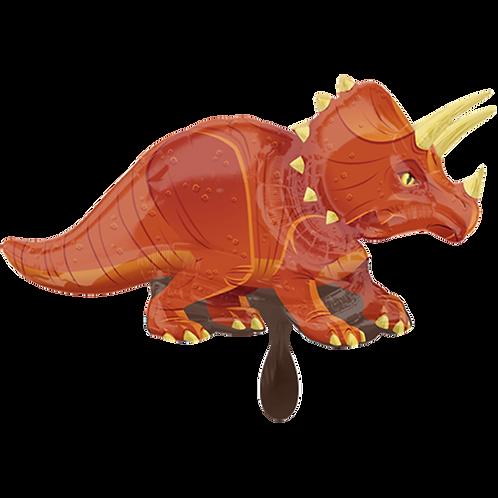 Dinosaurier Triceratops   Anagram XL   Mit oder ohne Helium