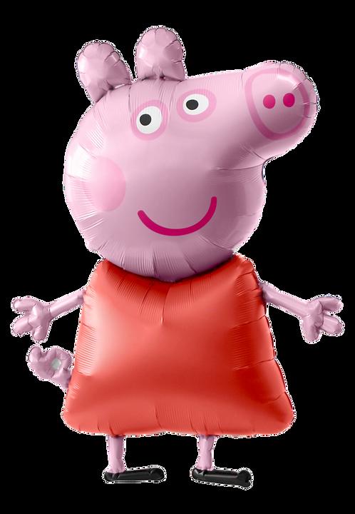 Peppa Pig | Anagram Airwalker | Mit oder ohne Helium