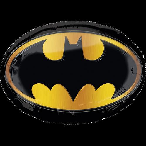 Batman Logo   Anagram XL   Mit oder ohne Helium