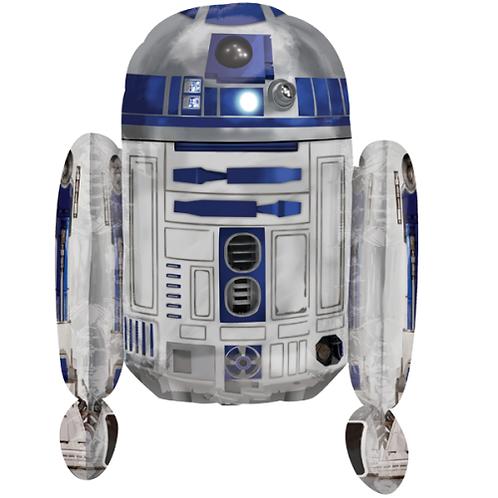 Star Wars R2D2   Anagram XL   Mit oder ohne Helium