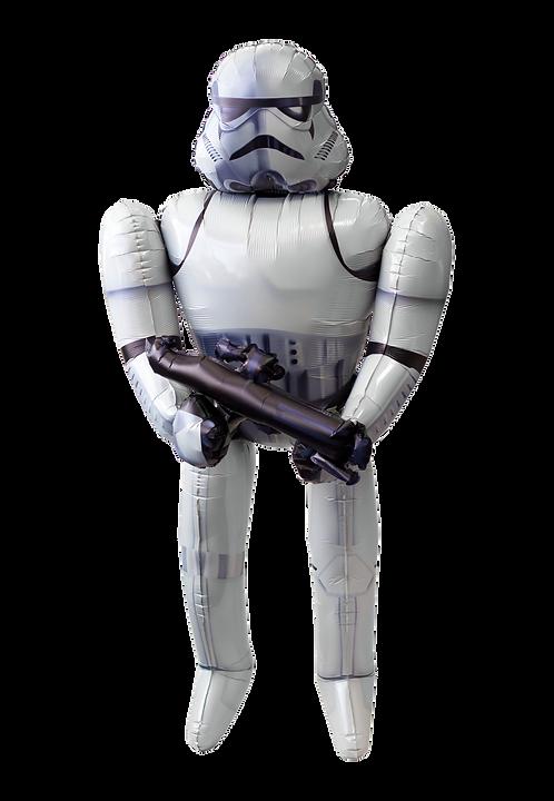 Star Wars Stormtrooper | Anagram Airwalker