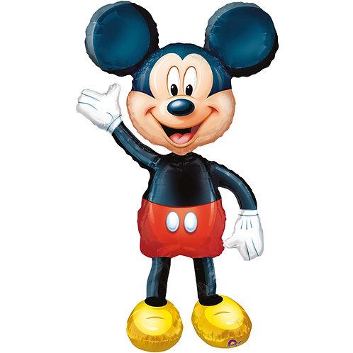 Micky Maus | Anagram Airwalker | Mit oder ohne Helium