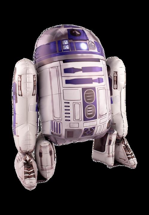 R2D2 Star Wars   Anagram Airwalker   Mit oder ohne Helium