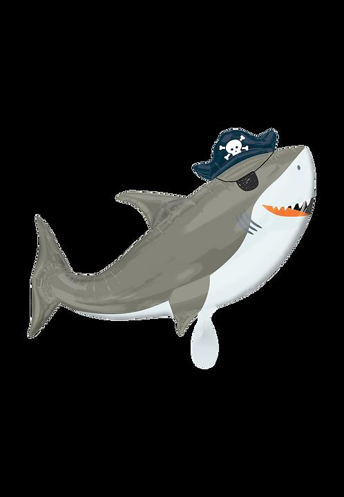 Hai Pirat | Anagram XL | Mit oder ohne Helium