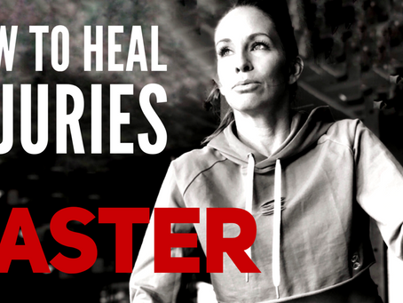 9 Ways to BioHack Your Injury and Heal Faster