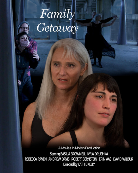 Family Getaway poster