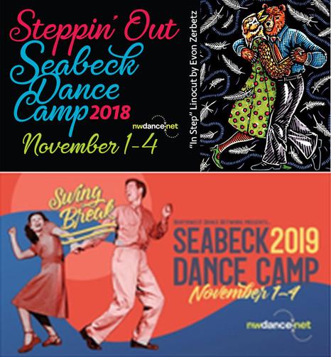 Seabeck Dance Camp