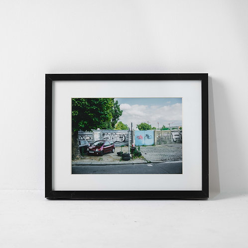 a-2s | Framed Photo Print A3 / MARC AND PORTER