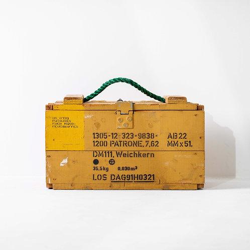 o-24v   Military Storage Box Tool Handles Metal Clip Lock