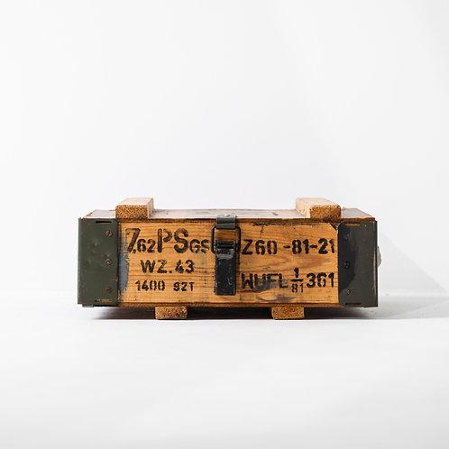o-23v | Military Storage Box Tool Handles Metal Clip Lock