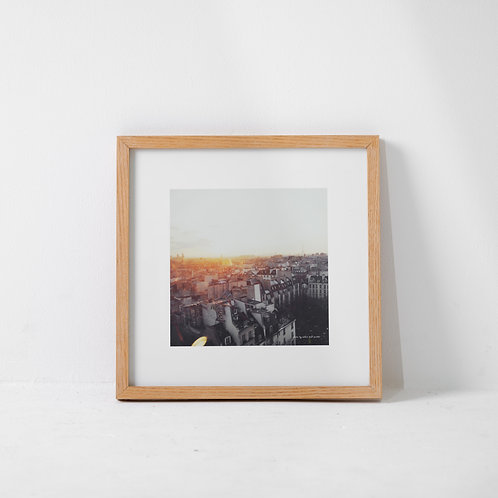 a-5s | Framed Photo Print / MARC AND PORTER