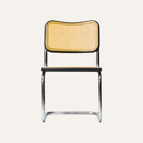 c-1v | Cesca chair blac k 例
