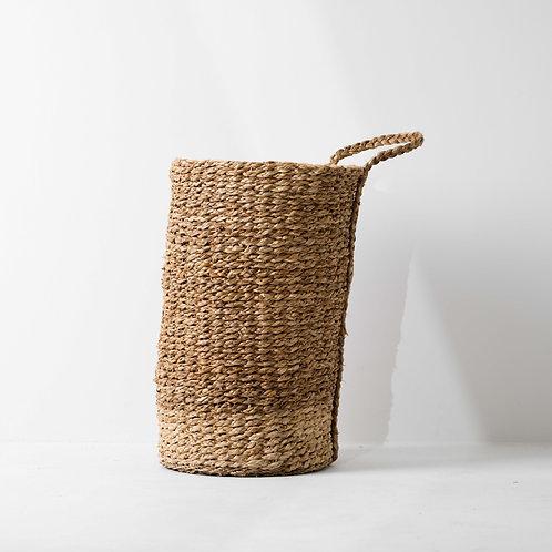 o-18s | Natural Hemp Basket Tall